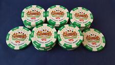 Pro Vegas Casino Chips $25 Super High Quality Poker Chips 11.5 Grams QTY 25