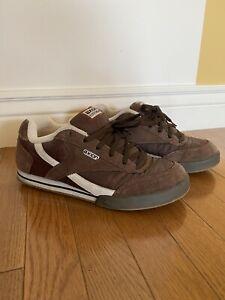 Axion Footwear, Size 9.5, Shadoan, Brown, Vintage Skate Shoes