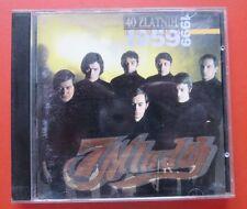CD 7 Mladih  40 Zlatnih Godina 1959-1999. with Boocklet