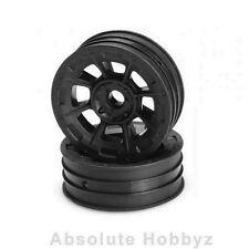 "JConcepts Hazard - 1.9"" RC10 Front Wheel Black– 2pc. - JCO3358B"