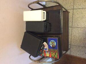 5 Kassettenkoffer Kassettenregal vintage mc Aufbewahrung