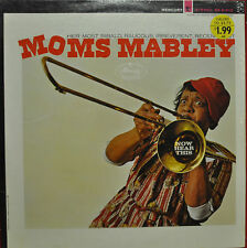 """MOMS MABLEY """"Now Hear This"""" Mercury 61012 Sealed Vinyl LP Stereo Comedy"""