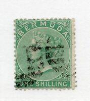 Bermuda - SG# 11 Used /wmk crown CC      -       Lot 0720503