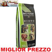 Bio Form Superpremium food POWER 30-20 cibo,mangime, crocchette per cani 20kg