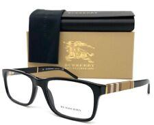 BURBERRY BE2162 3001 Black / Demo Lens 53mm Eyeglasses