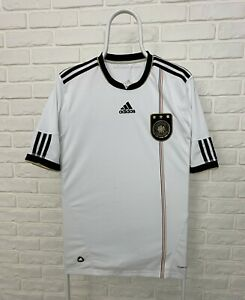 Germany 2010 2011 ADIDAS Home Football Shirt Soccer Jersey Size M