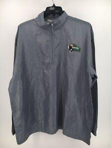 Olympic Road To Rio Team USA Gray Wind Jacket Mens size XXL, 2XL