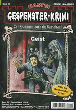 Gespenster Krimi 3 die andere Ebene Bastei Verlag