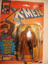 MARVEL DC comics super heros figurine TYCO TOY BIZ 1993 X-MEN Gambit Neuf