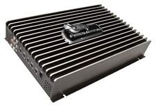 Power Acoustik R4 2000 Reaper Series Class AB 4-Channel Amp,116W RMS GREAT POWER