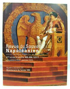 Revue du Souvenir Napoléonien - N° 455 / 456 - Nov. 2004 / Janvier 2005 - TTBE