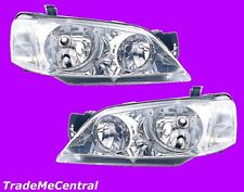 Ford Territory SX SY 1 2004 2005 2006 07 2008 2009 Chrome Head Lights Right Left