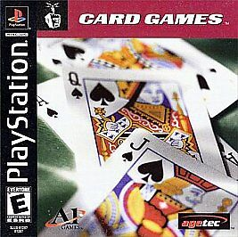 Card Games Ps GAME NEW