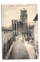 béziers , la cathédrale saint-nazaire .