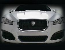 Jaguar XF & XFR Black Pak Grille Replacement (2012-2015 models)