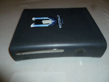XBOX 360 MICROSOFT SYSTEM CONSOLE BLACK PARTS OR REPAIR ONLY NON WORKING