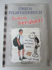 "Greg`s FILMTAGEBUCH Ausgabe / Band "" Endlich berühmt ! "", neuwertig"