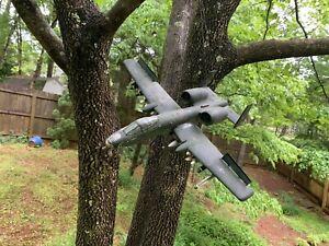 1/48 built model A-10 Wart Hog!