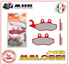 GILERA RUNNER ST 125 4T LC euro 3 FRONT BRAKE PADS MALOSSI MHR