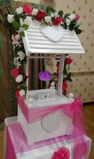 WISHING WELL POST BOX HIRE FOR WEDDING, CHRISTENING, BIRTHDAY PARTY