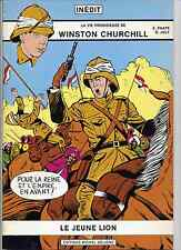 Paape la vie prodigieuse de Winston Churchill 2 volumes Ed. M. Deligne 1978 TBE