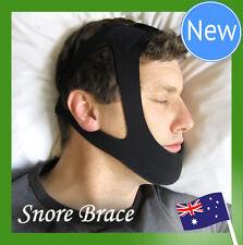 Stop Snoring Chin Strap Anti Snore Sleep Apnea Belt Apnoea Stopper Solution Jaw
