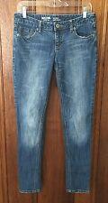 Mossimo Slim Skinny Jeans Medium Wash Stretch Denim Women's Size 9 Regular