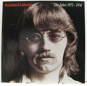 LP Reinhard Lakomy - Die Jahre 1972-1976  - RaD 5