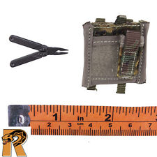 British Army Afghanistan - Multi Tool w/ Pouch - 1/6 Scale - DID Action Figures