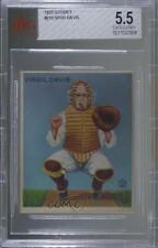 1933 Goudey Big League Chewing Gum R319 Virgil Davis #210 BVG 5.5 Rookie