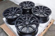"16"" Wheels Rims Black Fits Honda Accord Civic Prelude Kia Soul Scion tC xB iM xD (Fits: Kia)"