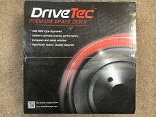 Drive Tec Premium Brake Discs - Audi/VW/Skoda 260mm