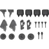 144 Piece Body Shim Assortment Alignment Fender Adjustment Door Frame Trunk Kit