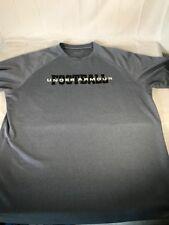 Under Armour XL 100% Polyester Football Shirt