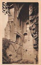 LAVARDIN  - Intérieur des Ruines du Château -