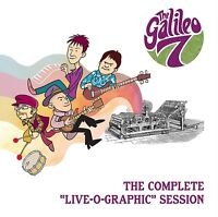 THE GALILEO 7 Complete Live-O-Graphic Sessions vinyl LP Prisoners Solarflares