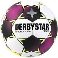 DERBYSTAR Bundesliga Brillant TT Fußball Trainingsball Freizeitball Größe 5
