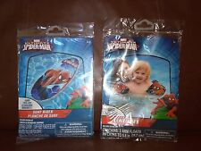 Ultimate Spider-Man Surf Rider and Arm Floats Set