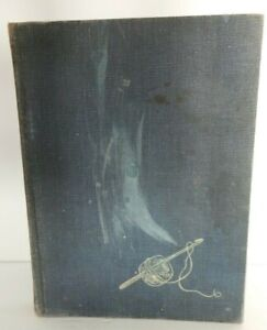The Complete Book of Crochet second print October 1946 Elizabeth L Mathieson