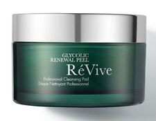 ReVive Glycolic Renewal Peel Professional Cleansing Pad 30 Pads New Not In Box
