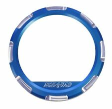 ModQuad Blue Gauge Bezel - All Polaris RZR Models (exc. RZR-170)