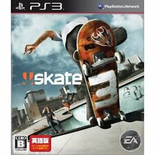 Used PS3 Skate 3 Japan Import