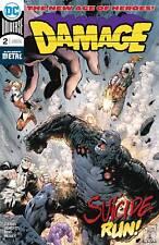 DAMAGE #2 DC COMICS NM