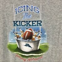 New $49 Tommy Bahama Men's Icing The Kicker Graphic Tee T-Shirt Size XXL NWT