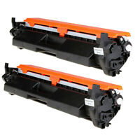 2 Pack CF230X 30X High Yield Bk Toner For Hp LaserJet Pro M203d MFP M227 M227fdw