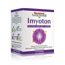 Hamdard IMYOTON 60 Capsules Pack Herbal Unani Free Shipping | Buy More Save More