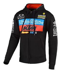KTM Tld Team Zip Hoodie