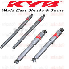 Set of 4  KYB Gas-A-Just Shock's Front & Rear Chevy & GMC