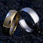Bague romantique en Acier inoxydable Seigneur des Anneaux bijoux pour mariage