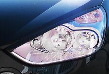 Scheinwerferblenden Scheinwerferblendensatz ABS für Ford Galaxy WA6